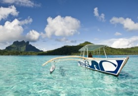 A Dreamy Day in Bora Bora