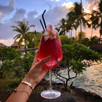 happy hour intercontinental tahiti