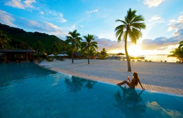 Immersion dans le luxe Polyn�sien